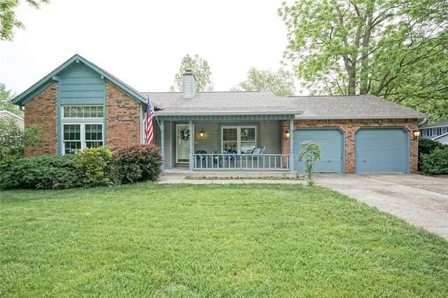 9205 Powderhorn Lane, Indianapolis, IN 46256 (MLS #21787209) :: Ferris Property Group