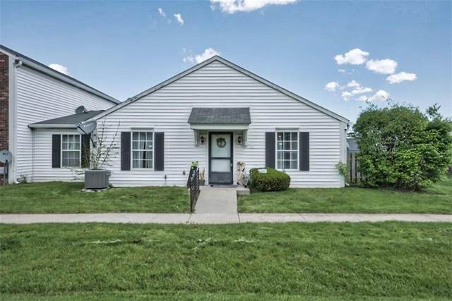 5002 W 59TH Street, Indianapolis, IN 46254 (MLS #21787223) :: Pennington Realty Team
