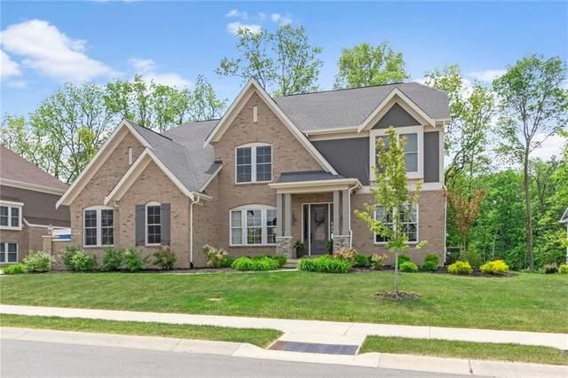 14747 Harvest Glen Boulevard S, Fishers, IN 46037 (MLS #21787239) :: Heard Real Estate Team | eXp Realty, LLC