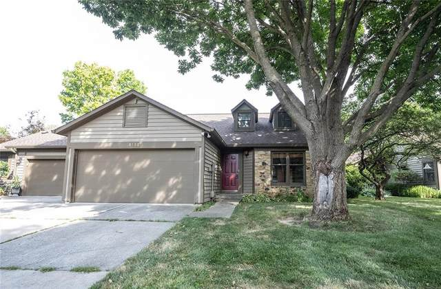 8144 Frisco Way, Indianapolis, IN 46240 (MLS #21787248) :: The Indy Property Source