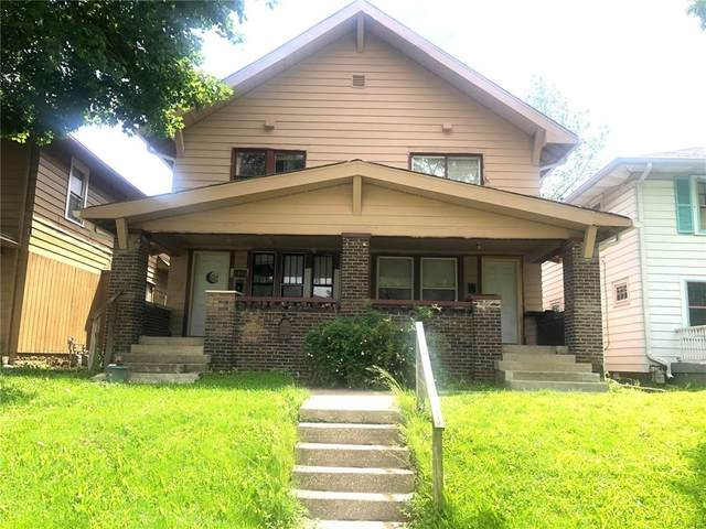2841 Boulevard Place, Indianapolis, IN 46208 (MLS #21787263) :: RE/MAX Legacy