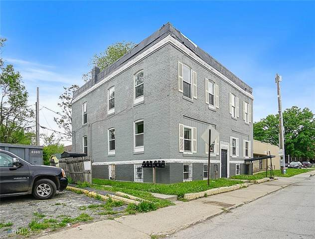 3030 E 10th Street, Indianapolis, IN 46201 (MLS #21787278) :: Heard Real Estate Team | eXp Realty, LLC