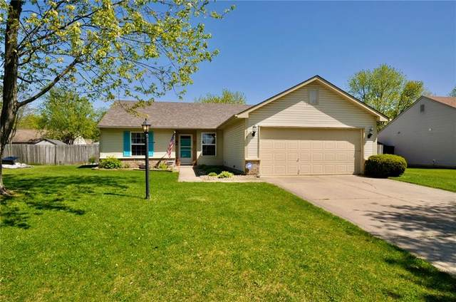 5202 Gateway Avenue, Noblesville, IN 46062 (MLS #21787282) :: Mike Price Realty Team - RE/MAX Centerstone