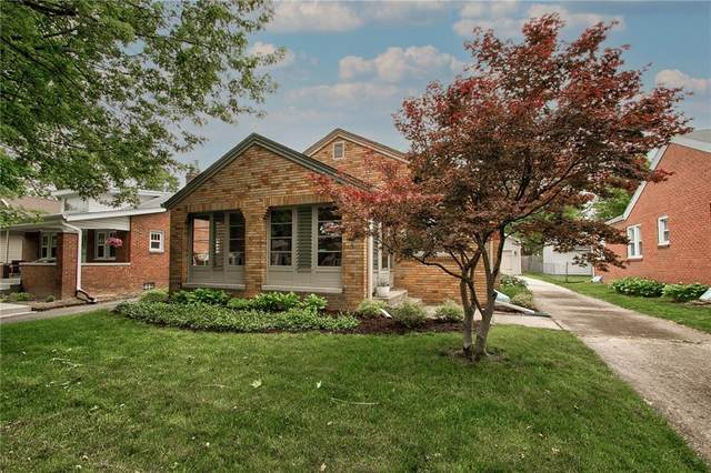 6215 Haverford Avenue, Indianapolis, IN 46220 (MLS #21787284) :: Dean Wagner Realtors