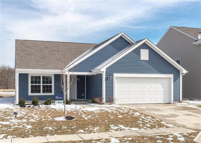 1922 Cold Springs Drive, Pendleton, IN 46064 (MLS #21787301) :: Mike Price Realty Team - RE/MAX Centerstone