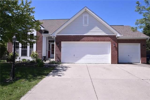 8526 Babson Court, Fishers, IN 46038 (MLS #21787319) :: Keller & Corbett Real Estate