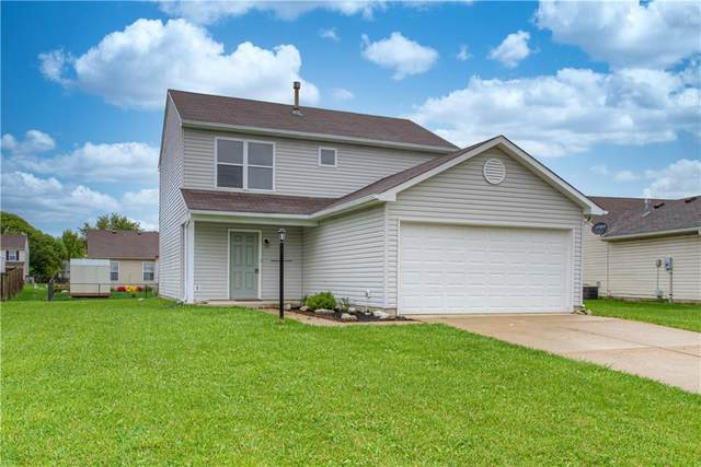 1714 Willowview Lane, Greenfield, IN 46140 (MLS #21787324) :: Heard Real Estate Team | eXp Realty, LLC