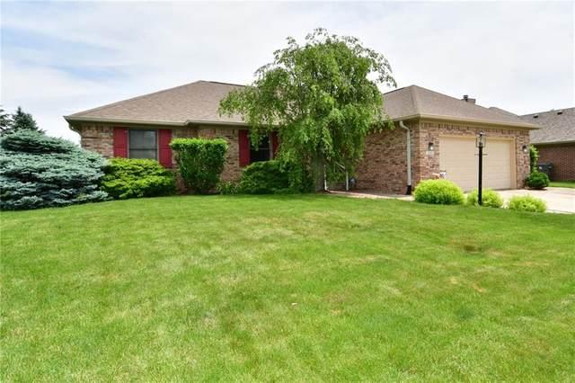 7717 Germander Lane, Indianapolis, IN 46237 (MLS #21787328) :: Ferris Property Group