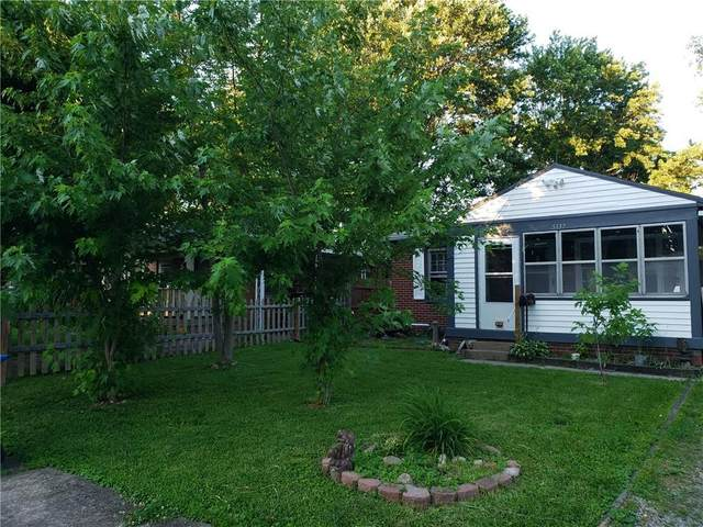 5137 Hillside Avenue, Indianapolis, IN 46205 (MLS #21787329) :: Mike Price Realty Team - RE/MAX Centerstone
