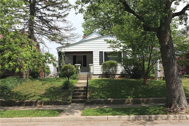 115 S 11th Avenue, Beech Grove, IN 46107 (MLS #21787343) :: Keller & Corbett Real Estate