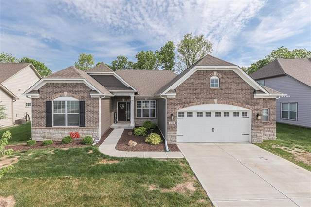 4208 Backstretch Lane, Bargersville, IN 46106 (MLS #21787412) :: Mike Price Realty Team - RE/MAX Centerstone