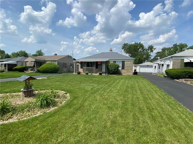 1246 N Ritter Avenue, Indianapolis, IN 46219 (MLS #21787413) :: Heard Real Estate Team | eXp Realty, LLC
