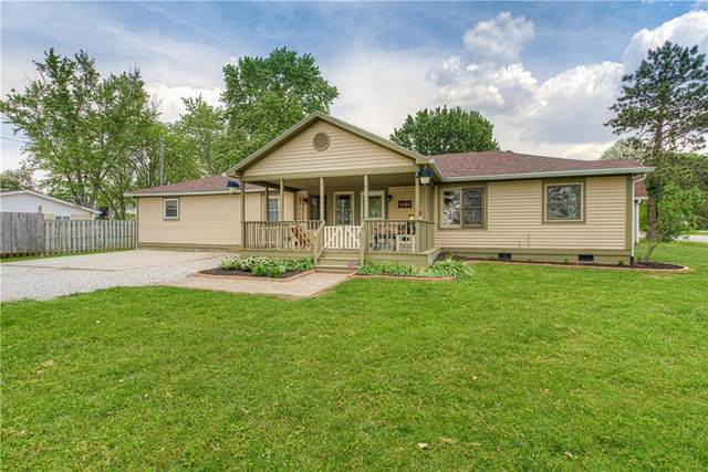 9549 S County Road 0, Clayton, IN 46118 (MLS #21787418) :: Mike Price Realty Team - RE/MAX Centerstone