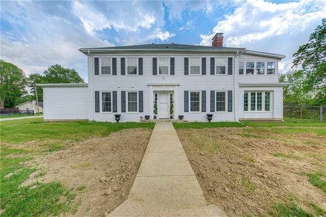 645 E Main Street, Plainfield, IN 46168 (MLS #21787420) :: Mike Price Realty Team - RE/MAX Centerstone