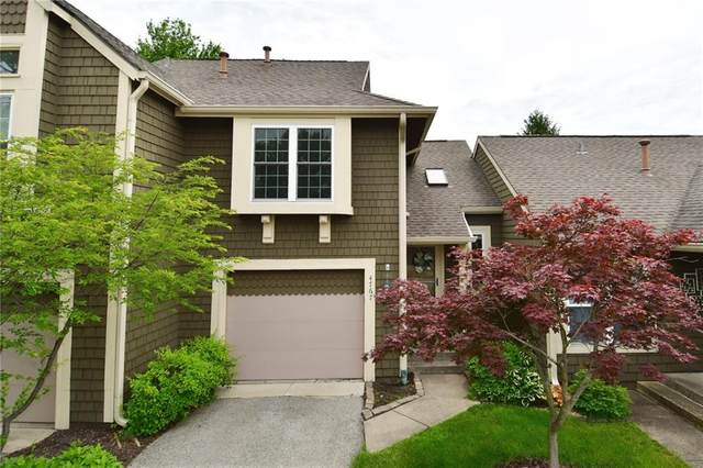 4767 Stansbury Lane, Indianapolis, IN 46254 (MLS #21787456) :: RE/MAX Legacy