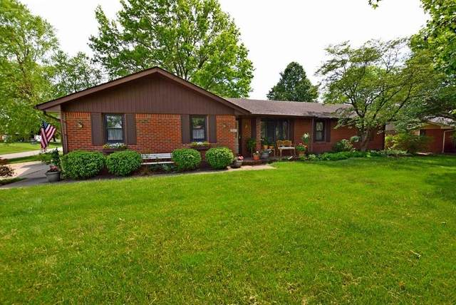 2545 Dana Lane, Anderson, IN 46013 (MLS #21787502) :: Mike Price Realty Team - RE/MAX Centerstone