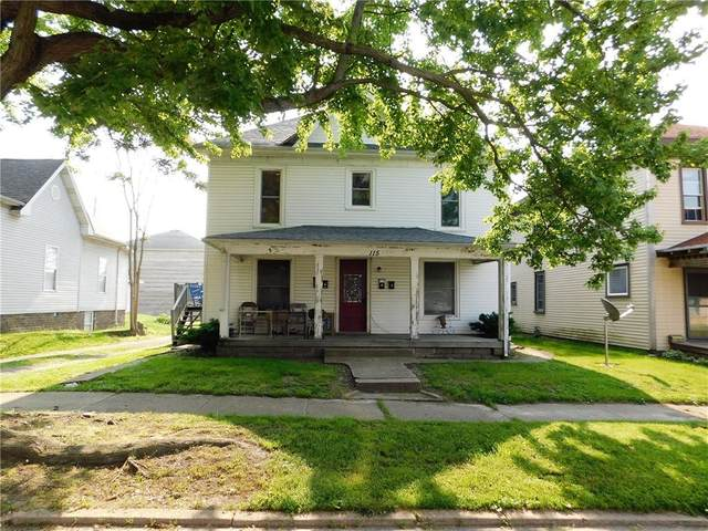 115 N Franklin Street W, Brazil, IN 47834 (MLS #21787517) :: Mike Price Realty Team - RE/MAX Centerstone