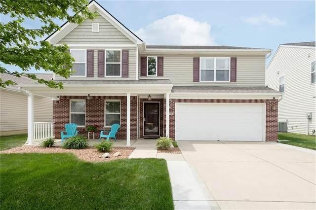 3798 Dusty Sands Road, Whitestown, IN 46075 (MLS #21787526) :: Keller & Corbett Real Estate