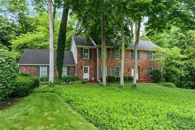 11936 Forest Drive, Carmel, IN 46033 (MLS #21787558) :: The Indy Property Source