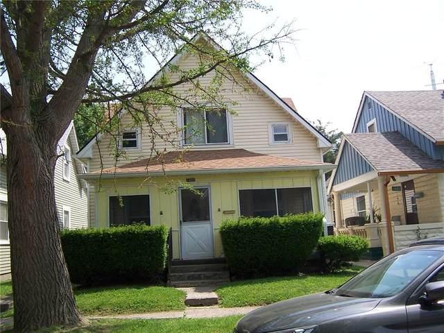 1009 E Berwyn Street, Indianapolis, IN 46203 (MLS #21787562) :: Heard Real Estate Team | eXp Realty, LLC