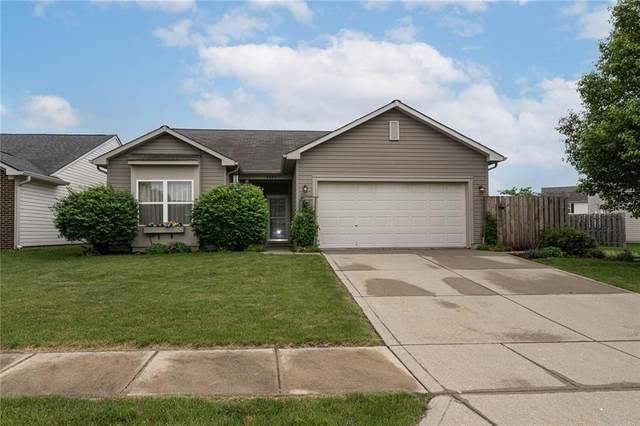 3805 Limelight Lane, Whitestown, IN 46075 (MLS #21787569) :: Keller & Corbett Real Estate