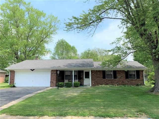606 Sherwood Drive, Crawfordsville, IN 47933 (MLS #21787585) :: Ferris Property Group