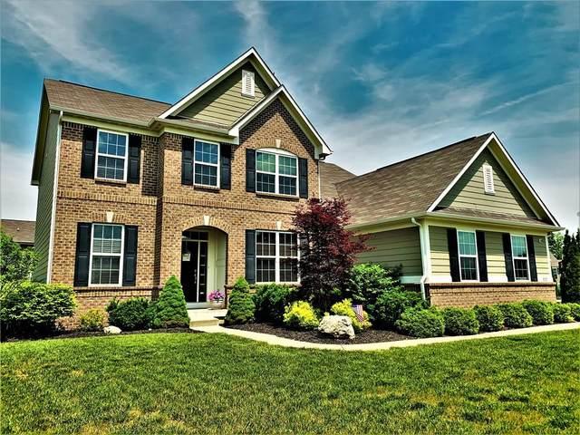 1275 Colinbrook, Greenwood, IN 46143 (MLS #21787609) :: RE/MAX Legacy