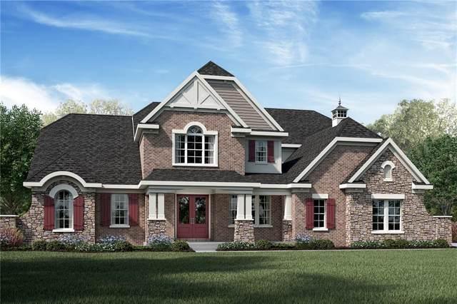 260 Chatham Brook Drive, Westfield, IN 46074 (MLS #21787646) :: Keller & Corbett Real Estate