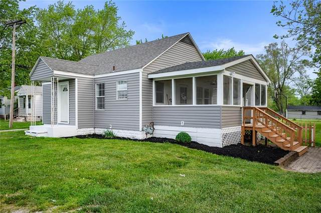 604 W Centennial Avenue, Muncie, IN 47303 (MLS #21787648) :: Mike Price Realty Team - RE/MAX Centerstone