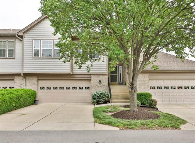 9128 Whitman Court, Fishers, IN 46037 (MLS #21787649) :: RE/MAX Legacy
