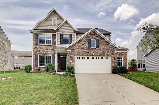 2694 Night Hawk Road, Greenwood, IN 46143 (MLS #21787664) :: Keller & Corbett Real Estate