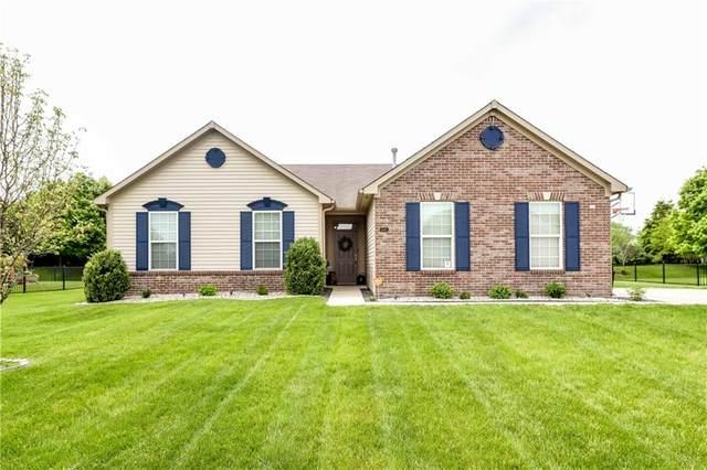 8445 Heathermor Court, Avon, IN 46123 (MLS #21787680) :: Ferris Property Group