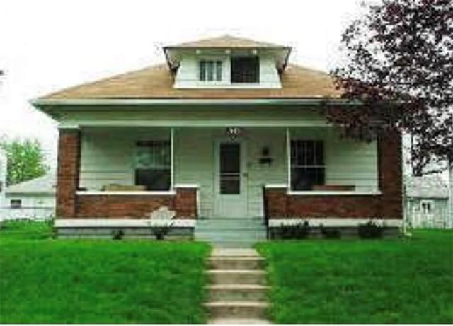 1225 Comer, Indianapolis, IN 46203 (MLS #21787691) :: Keller & Corbett Real Estate