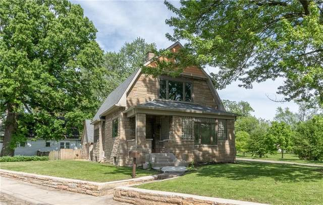 2301 Coyner Avenue, Indianapolis, IN 46218 (MLS #21787692) :: Mike Price Realty Team - RE/MAX Centerstone