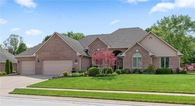 648 Shakespeare Drive, Avon, IN 46123 (MLS #21787701) :: Heard Real Estate Team | eXp Realty, LLC