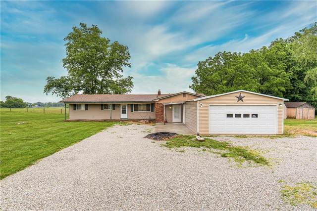 2911 N 200 W Road, Franklin, IN 46131 (MLS #21787713) :: HergGroup Indianapolis