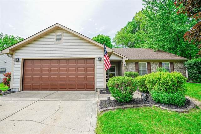 5321 Pine Hill Drive, Noblesville, IN 46062 (MLS #21787720) :: Mike Price Realty Team - RE/MAX Centerstone