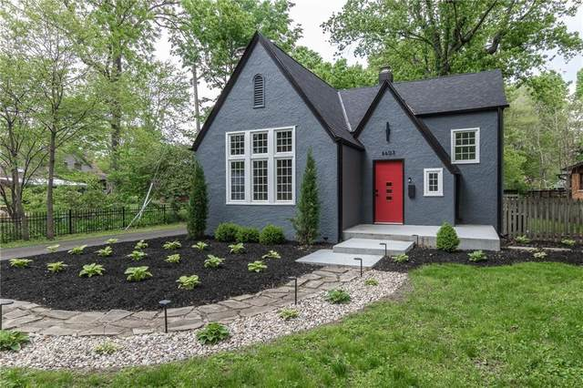 6603 N Park Avenue, Indianapolis, IN 46220 (MLS #21787726) :: Mike Price Realty Team - RE/MAX Centerstone