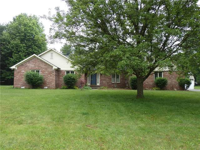 5800 Lincoln Road, Martinsville, IN 46151 (MLS #21787740) :: Mike Price Realty Team - RE/MAX Centerstone