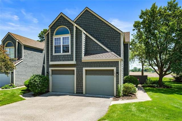 7435 Quincy Court, Indianapolis, IN 46254 (MLS #21787750) :: Richwine Elite Group