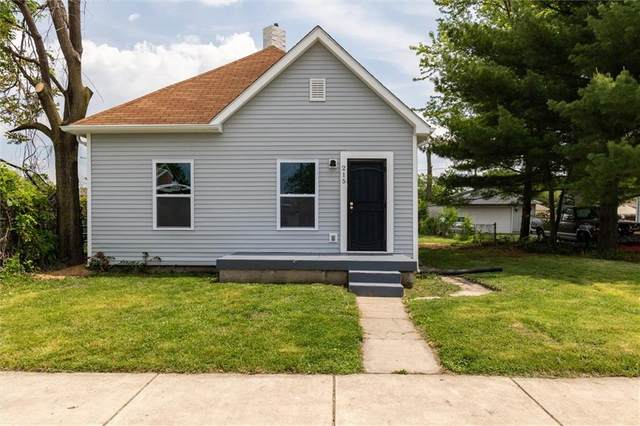 215 S Temple Avenue, Indianapolis, IN 46201 (MLS #21787752) :: Mike Price Realty Team - RE/MAX Centerstone