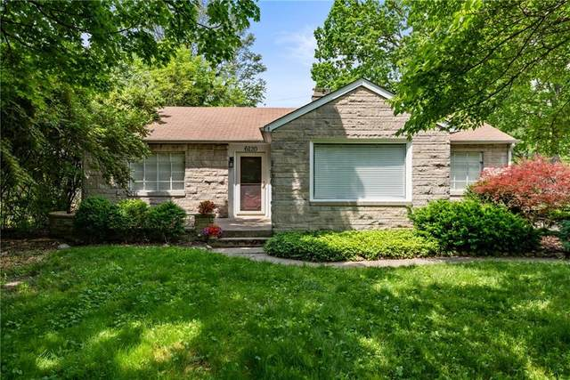 6120 N Meridian Street, Indianapolis, IN 46208 (MLS #21787753) :: Mike Price Realty Team - RE/MAX Centerstone