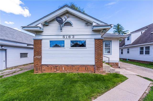 6163 N College Avenue, Indianapolis, IN 46220 (MLS #21787754) :: Keller & Corbett Real Estate