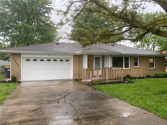 3717 Quincy Drive, Anderson, IN 46011 (MLS #21787760) :: Mike Price Realty Team - RE/MAX Centerstone