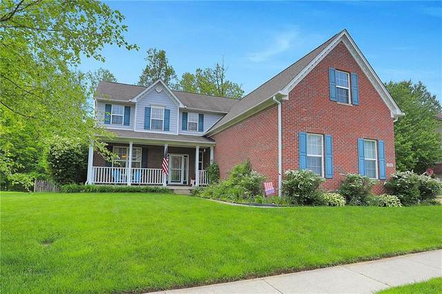 7832 Fawnwood Drive, Indianapolis, IN 46278 (MLS #21787771) :: Dean Wagner Realtors