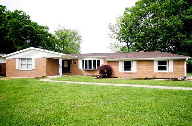 732 Ravenwood Drive, Greencastle, IN 46135 (MLS #21787780) :: Mike Price Realty Team - RE/MAX Centerstone