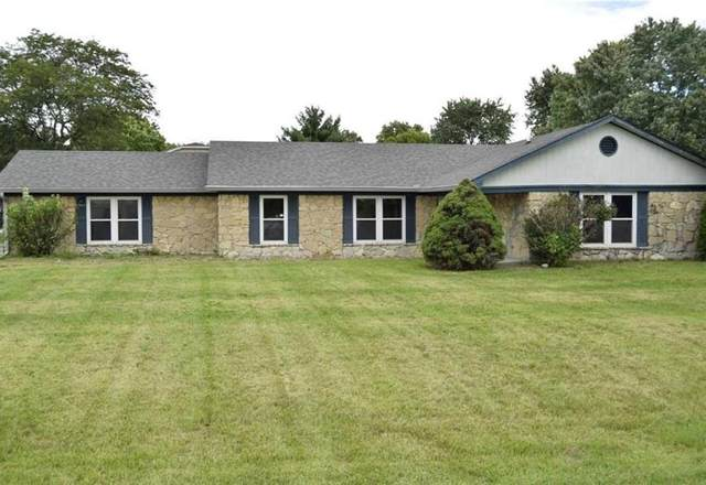 9609 Sycamore Road, Carmel, IN 46032 (MLS #21787781) :: Mike Price Realty Team - RE/MAX Centerstone
