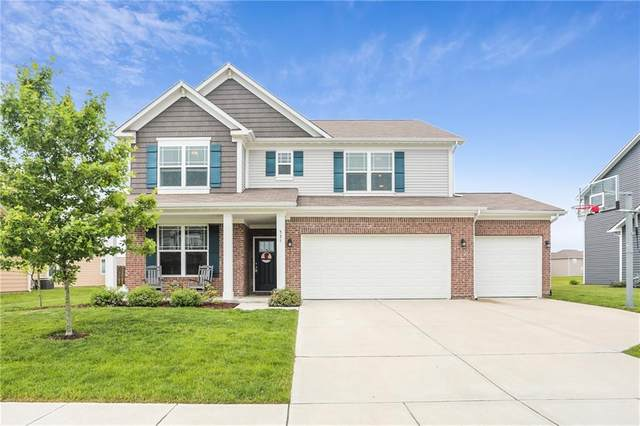 534 Freedom Drive, Pittsboro, IN 46167 (MLS #21787798) :: RE/MAX Legacy