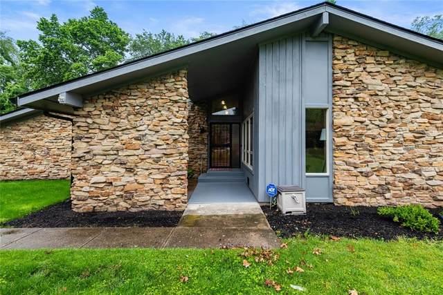 4421 Clover Drive, Indianapolis, IN 46228 (MLS #21787799) :: Keller & Corbett Real Estate