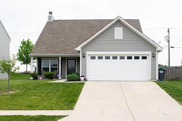 2369 Shadowbrook Trace, Greenwood, IN 46143 (MLS #21787803) :: RE/MAX Legacy